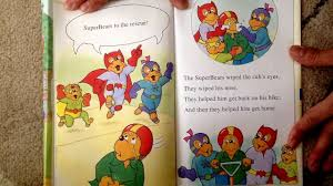 Berenstain Bears Halloween by Story The Berenstain Bears Are Superbears Youtube