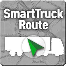 100 Gps Truck Route Smart GPS App Releases Free