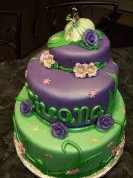 Princess Tiana Cakes – Decoration Ideas