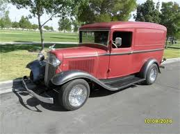 1934 Ford Panel Truck For Sale | ClassicCars.com | CC-1116940