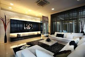 Interior Designed Living Rooms Awesome Room Design Gallery Images For Home Designs Indian Style