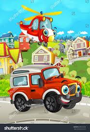 A 1 Truck Driving School Inc Cartoon Funny Looking F Road Truck ...