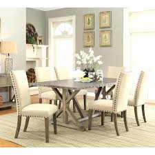 7 Piece Dining Room Set With China Cabinet