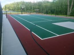 Residential Tennis - SportProsUSA Hamptons Grass Tennis Court Zackswimsmmtk Wish List Pinterest Brilliant Design How Much Is A Basketball Court Easy 1000 Ideas Unique To Build In Backyard Sport Cost With Awesome Sketball Outdoor Sport Tile Backyards Enchanting An Outdoor Tennis 140 To Make The Concrete Slab Is Great Exercise For The Whole Residential Sportprosusa Goods Half Can Add On And Paint In Small Pinteres Multi Poles Voeyball
