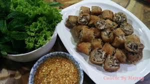 cuisine com เปาะเป ยทอด หม cuisine by majung