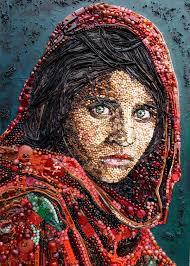 Impressive Wonderful Amazing Contemporary Recycled Art Creations 4