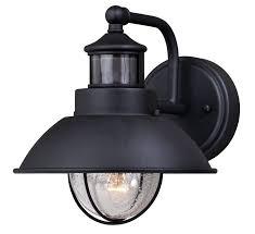 vaxcel harwich dualux皰 1 light outdoor barn light reviews wayfair