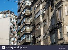 100 Belgrade Apartment House Of Flats In Stock Photo 96155675 Alamy