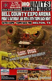 100 Monster Truck Backflip S Wrestling Bell County Expo Center Jan 18th