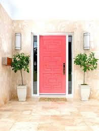 100 Home Dizayn Photos Front Doors Coral S Front Doors Coral Red Front Door Embrace