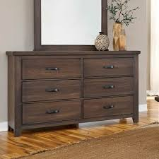 Vaughan Bassett Bedroom Sets by Vaughan Bassett Dressers Cassell Park 518 002 6 Drawers From
