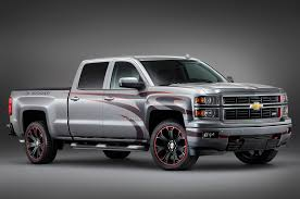 SEMA 2013: Chevrolet Rolls Out Customized 2014 Silverado, 2015 Tahoe ... 1993 Chevrolet Silverado 1500 For Sale Nationwide Autotrader Onallcylinders Trick Out Your Truck This Spring 7 Great Accsories 2019 Chevy Has Lower Base Price So Many Cfigurations All New Tricked Raptor Grilles From Trex Products 2018 Colorado 4wd Lt Review Pickup Power Custom 2500hd Cover Quest April 2009 8lug 2015 Youtube Sdx Minifeature Jonathan Huies Duramax Automakers Are Going Crazy Offroad Pickup Trucks 6 Door Trucks For The Auto Toy Store Boss