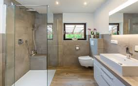 mit trockenbauwänden das badezimmer schnell modernisieren