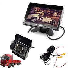 Car 12V 24V Truck Parking System 7