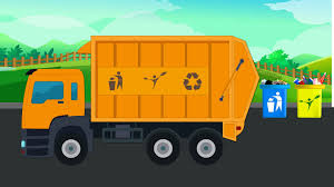 Kids Channel Garbage Truck | Kids Vehicles - YouTube
