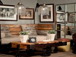 Spectacular Vintage Industrial Living Room Retro Bedroom