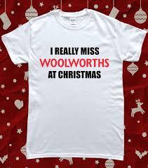 uk retro weihnachten woolworth lustige weihnachten t shirt