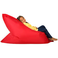 Bean Bag Bazaar® Kids Giant 4-Way Lounger - Red, 120cm X 100cm, Indoor  Outdoor Water Resistant Floor Cushion Ultimate Sack Kids Bean Bag Chairs In Multiple Materials And Colors Giant Foamfilled Fniture Machine Washable Covers Double Stitched Seams Top 10 Best For Reviews 2019 Chair Lovely Ikea For Home Ideas Toddler 14 Lb Highback Beanbag 12 Stuffed Animal Storage Sofa Bed 8 Steps With Pictures The Cozy Sac Sack Adults Memory Foam 6foot Huge Extra Large Decator Shop Comfortable Soft