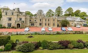 housse siege auto castle otterburn castle in northumberland on sale at 1 4million daily