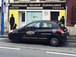 bureau sécurité privée société de sécurité gardiennage vision sécurité privée