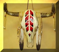Decorated Cow Skulls Pinterest by 47 Best Cattle Skulls Decor Ideas Images On Pinterest Animal