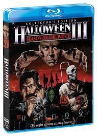 Halloween H20 Mask Uk by Halloween Iii Season Of The Witch Blu Ray 1982 Us Import Amazon