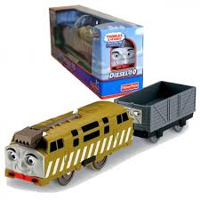 100 Trackmaster Troublesome Trucks Fisher Price Year 2010 Thomas And Friends Motorised