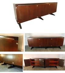 bureau ordo ordo enfilade design en bois teinte vers 1980 un bureau au modele