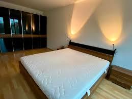schlafzimmer vito 7 tlg in sehr gutem zustand mit matratze und lattenrost
