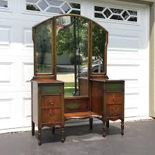 Vintage Tiger Oak Dresser by Antique Dresser Mirror Ebay