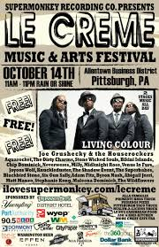 100 Truck N Stuff Washington Pa Free Music Festival Le Creme Debuts In Allentown On Saturday With