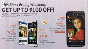 Verizon Black Friday Ad Posted Phone Deals Require Two Year