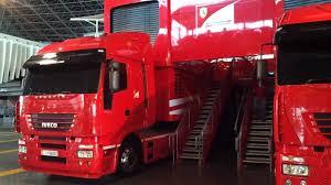 100 Ferrari Truck Formula 1 Technical S At World Abu Dhabi 3103