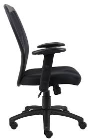 Office Star Chairs Amazon by Amazon Com Boss Office Products B6508 Budget Mesh Task Chair In
