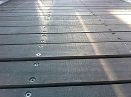 Wood Decking Boards by Outdure Hardwood Decking Timber Installation There U0027s Six