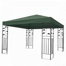 Interior Design 10x10 Gazebo Canopy Replacement Covers Gazebo With
