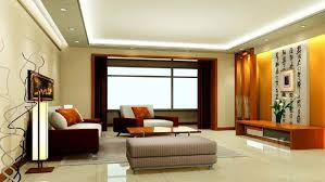Latest Living Room Interior Designs Tv Cabinet Simple False Surprising Ceiling Gypsum For Alluring In Hyderabad