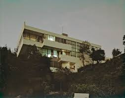 100 Richard Neutra Los Angeles LA Confidential Is Screening Inside One Of Its Most