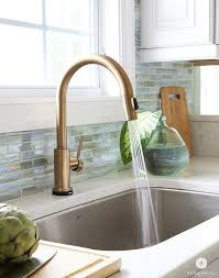 Delta Trinsic Widespread Bath Faucet by How To Choose The Perfect Kitchen And Bath Faucets Home Stories