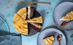 crème brûlée brownie ab in den schokohimmel