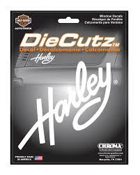 Harley-Davidson® Die Cutz Harley Script Decal, High Quality White ... Unique Harley Davidson Decals For Golf Carts Northstarpilatescom Saddle Bag On A Motorbike With Sticker Saying Hog Vinyl Flame Wrap Flame Decals Are The Gas Tank Stamped In Or That Gets Ford Harleydavidson F150 Motor1com Photos Auto Trim Design Lightning And Graphic Wrap Kit 1991 Amazoncom Logo Cutz Rear Window Decal Whosale Now Available At Central Items 1 40 Die Script High Quality White Bling Full Color Wall 8 X 10 Sticker