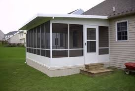 Patio Mate Screen Enclosures by Screen Room Attached To House 45degreesdesign Com