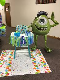 100 Frog High Chair Monsters IncUniversity High Chair Decorations Banner Smashcake