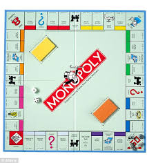 How The Monopoly Board Could Have Looked Patents Reveal