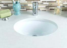 small undermount bathroom sink kohler sinks home depot with oval