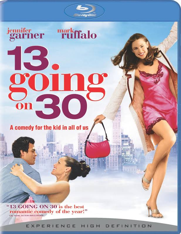13 Going on 30 - BLU-RAY