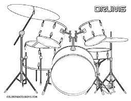Trend Music Coloring Sheets Nice Colorings Design Gallery
