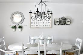 Formal Dining Room Wall Decor Art In Grey