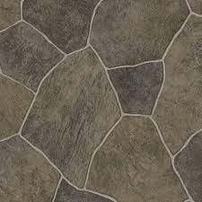 trafficmaster natural paver 12 ft wide vinyl sheet u6910