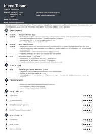 Dental Assistant Resume: Sample & Complete Guide [20+ Examples] Entry Level Dental Assistant Resume Fresh 52 New Release Pics Of How To Become A 10 Dental Assisting Resume Samples Proposal 7 Objective Statement Business Assistant Sample Complete Guide 20 Examples By Real People Rumes Skills Registered Skills For Sample Examples Template
